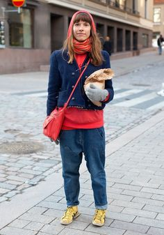 Minna - Hel Looks - Street Style from Helsinki