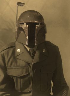 Terry Fan - Star Wars was originally inspired by old adventure serials, so for Terry Fan to crop the heads off characters like Boba Fett, Darth Vader, Yoda and. Terry Fan, Victorian Era, Victorian Fashion, Fashion Vintage, Poster Online, Photoshop, Star Wars Characters, Boba Fett, Star Wars Art