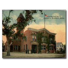Campello Fire Station #2. Brockton, Ma..
