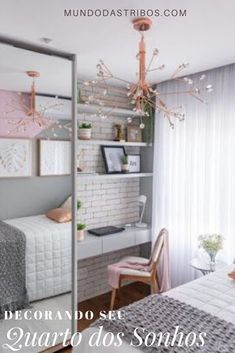 71 Stunning Small Bedroom Design Ideas – – Home Office 2020 Room Ideas Bedroom, Small Room Bedroom, Home Decor Bedroom, Small Bedrooms Decor, Guy Bedroom, Very Small Bedroom, Bedroom Simple, Bedroom Retreat, Woman Bedroom