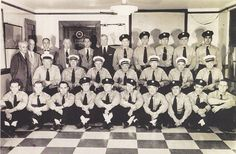 1952 Group photograph.