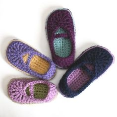 Toddler+Size+Mary+Jane+Skimmers+crochet+pattern+by+sylver+on+Etsy,+$5.95