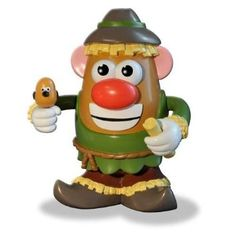 The Wizard of Oz Mr Potato Head Scarecrow- ♫♪ if i only had a brain