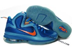the latest 4a67d 2dc1d Buy Original Nike Lebron 9 Shoes China Neptune Blue Current Blue Total  Orange 469764 800 Copuon Code from Reliable Original Nike Lebron 9 Shoes  China ...