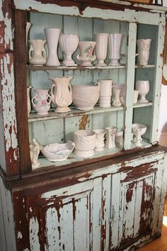 Perhaps a bit too shabby chic for my taste but still pretty