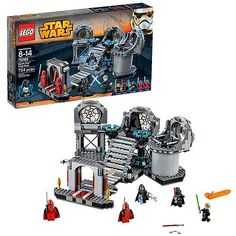 BLOG DOS BRINQUEDOS: Star Wars 75093 Death Star Final Duel