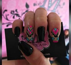 Nail Manicure, Pedicure, Beauty Nails, Cute Nails, Nail Designs, Nail Art, Colors, Nail Ideas, Gorgeous Nails