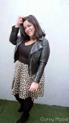 Plus Size Fashion - Curvy Mood