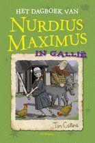 Ik ben Nurdius Maximus en als Caesar zich er niet steeds mee bemoeide, zou ik later zeker bekendstaan als een grote held uit de Romeinse geschiedenis.  Hij wil namelijk dat ik opschrijf hoe hij de Gallische stammen onder de duim krijgt, maar dan wel op zijn manier. Ik moet hem overdreven heldhaftig afschilderen (en mezelf weglaten), en de Galliërs als rare wilden met stomme kapsels.