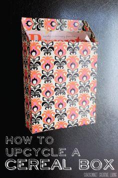 Magnetic Paper Bin