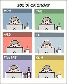 ¿Notas la diferencia de viernes?   ¡Buenos días!