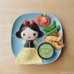 Amor de madre: ¡hacer arte con la comida! | DECORA TU ALMA - Blog de decoración, interiorismo, niños, trucos, diseño, arte...
