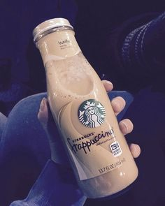 What about a frappuccino?