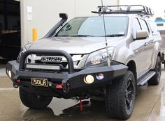 Isuzu dmax (christopherbrenes@arquitecto.com) facebook: expedición Costa Rica Isuzu D Max, Jeep Brute, Pick Up 4x4, Off Roaders, Honda City, Toyota Trucks, Expedition Vehicle, Bus, Pickup Trucks