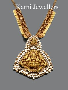 Gold Temple Jewelry