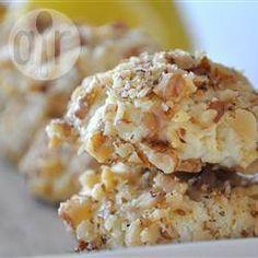 Walnussplätzchen mit Zitrone, Walnusskekse, Walnüsse, Kekse, Weihnachtsplätzchen, Plätzchen für Weihnachten @ de.allrecipes.com