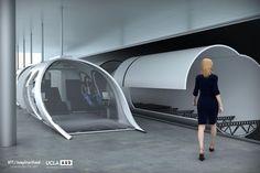 Hyperloop - conceito criado pela JumpStartFund (2)