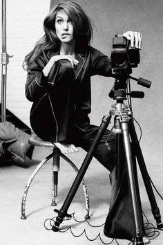 Angelina Jolie by Alexei Hay.