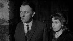 The Spy Who Came in From the Cold, 1965, John le Carré, Martin Ritt, Richard Burton, Claire Bloom, Oskar Werner, Sam Wanamaker, George Voskovec, Rupert Davies, George Smiley, Cyril Cusack, Peter van Eyck, Michael Hordern, Robert Hardy, Bernard Lee, Beatrix Lehmann, Esmond Knight, Tom Stern, Niall MacGinnis, Scott Finch, Anne Blake, George Mikell, Richard Marner, Warren Mitchell, Steve Plytas