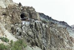 Explore my country - Phuktal Monastery, Jammu & Kashmir Amazing Places On Earth, Beautiful Places, Cave Entrance, Buddhist Monk, 12th Century, India Travel, Pilgrim, Landscape Photos, Mount Rushmore