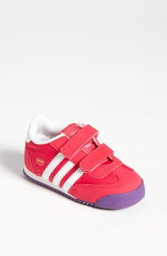 adidas 'Dragon' Sneaker (Baby, Walker & Toddler) available at #Nordstrom