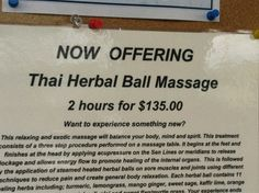 Well-meaning physical therapy ad accidentally targets perverts.