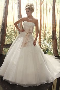 Mary's Bridal - Style 5637