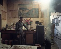 CHINESE INTERIORS   Robert Van Der Hilst - Photographer
