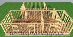 стены-каркасного-дома-как построить своими руками