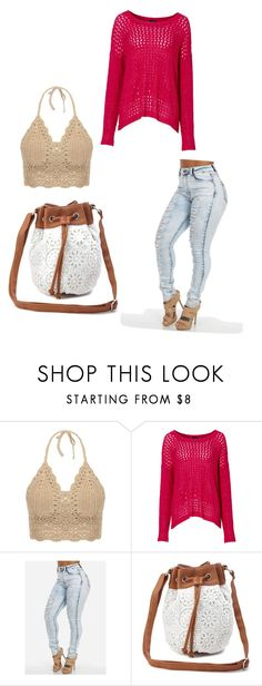 """Untitled #3"" by annierhcole ❤ liked on Polyvore featuring Charlotte Russe"
