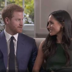 15 Truly Adorable Things Prince Harry and Meghan Markle Said During Their BBC Interview