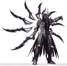 Black Knight /Dragon's Dogma Online /『DDON』精霊竜ウィルミアや黒騎士、アズール装備を紹介。グランドミッション情報も