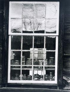 Shop Window, West River Valley, Vermont, 1946