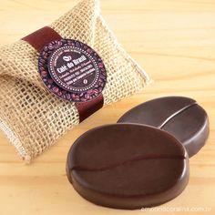 grãos de café, lembrancinhas - Empório Coralina