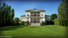 Framing Palladio: Villa Cornaro | ©Tom Palladio Images