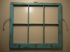 Window Pane Reclaimed by Young and Crafty