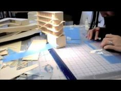 What we do in Architecture school. - YouTube