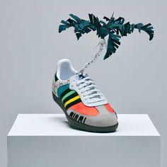 buy online e724c 26112 Así son las zapatillas Adidas Adidas Samba, Brand New, Collaboration,  Trainers, Pride