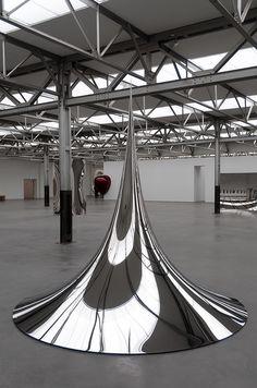 ANISH KAPOOR * 1954 * British-Indian *sculptor * www.anishkapoor.com