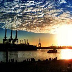 Hamburg - one of my favourite cities in Europe <3