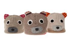 Honest Bear Hat | Collaboration with Cate & Levi #baby #ecofriendly #handmade