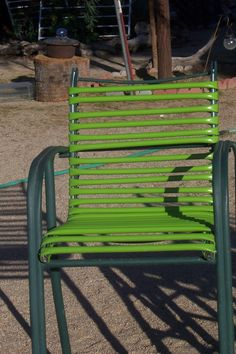 Photo of Patio Chair Revitalization