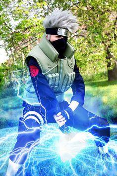 AMAZING cosplay ll Naruto ll Kakashi Hatake by Suki-Cosplay