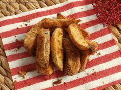 Dobrou chuť: Křupavé pečené brambory