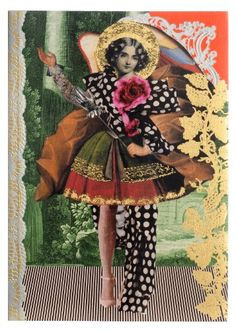 Christian Lacroix Les Anges Baroques Notebook, 5.875 x 8.25 Inches, 128 Ruled Pages (19374) Christian Lacroix