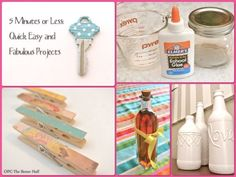 Great Projects To Do Under 5 Minutes: OPC The Better Half