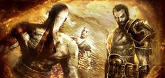 God of War's Most Epic Moments: Brothers in Arms by PlayStation.Blog, via Flickr