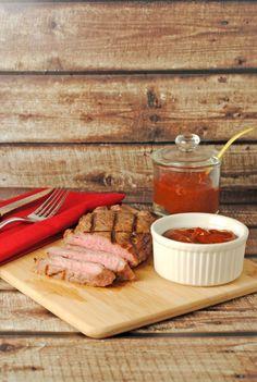 Homemade Steak Sauce ~ ready in only 5 minutes! from @Jen @ Juanita's Cocina #recipe #steak #sauce