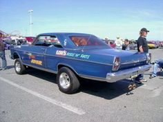 .Mid 60s Ford