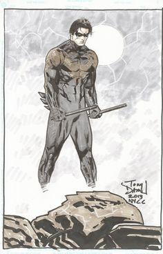 Nightwing by Tony Daniel